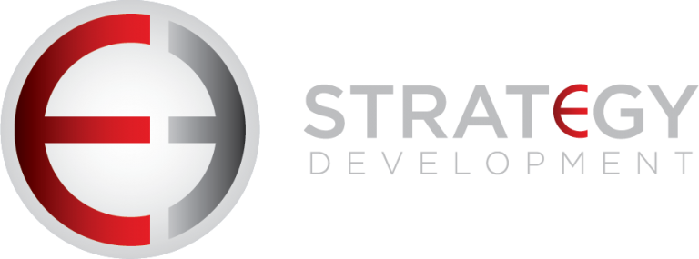 E3 Strategy Development Logo